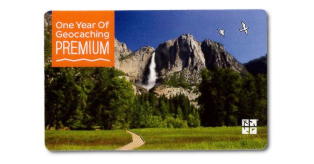 Geocaching Premium membership