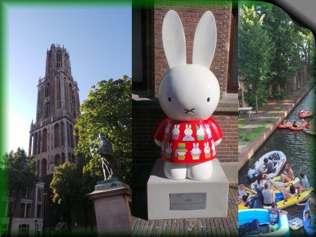 stadswandeling in Utrecht