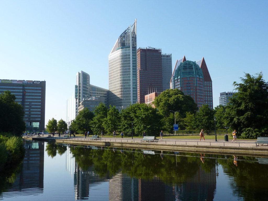Skyline - Den Haag