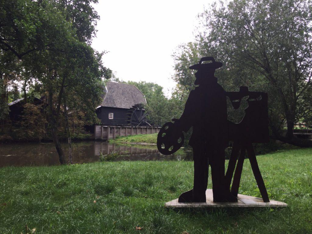Geocaching Eindhoven - De Genneper Watermolen