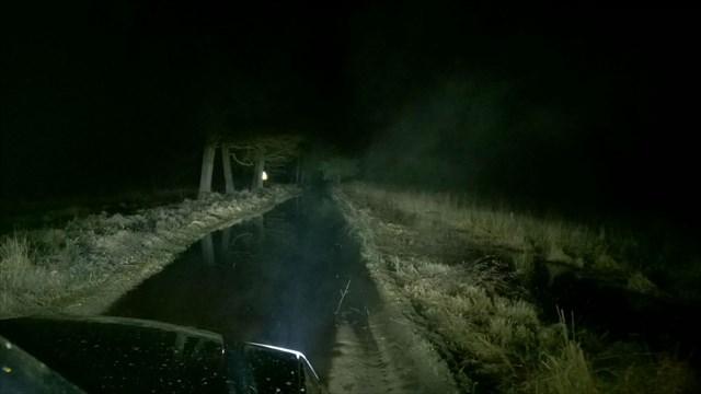 Geocaching Dakar nachtcaches