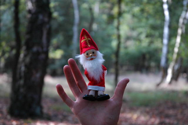 Sinterklaas Geocaching