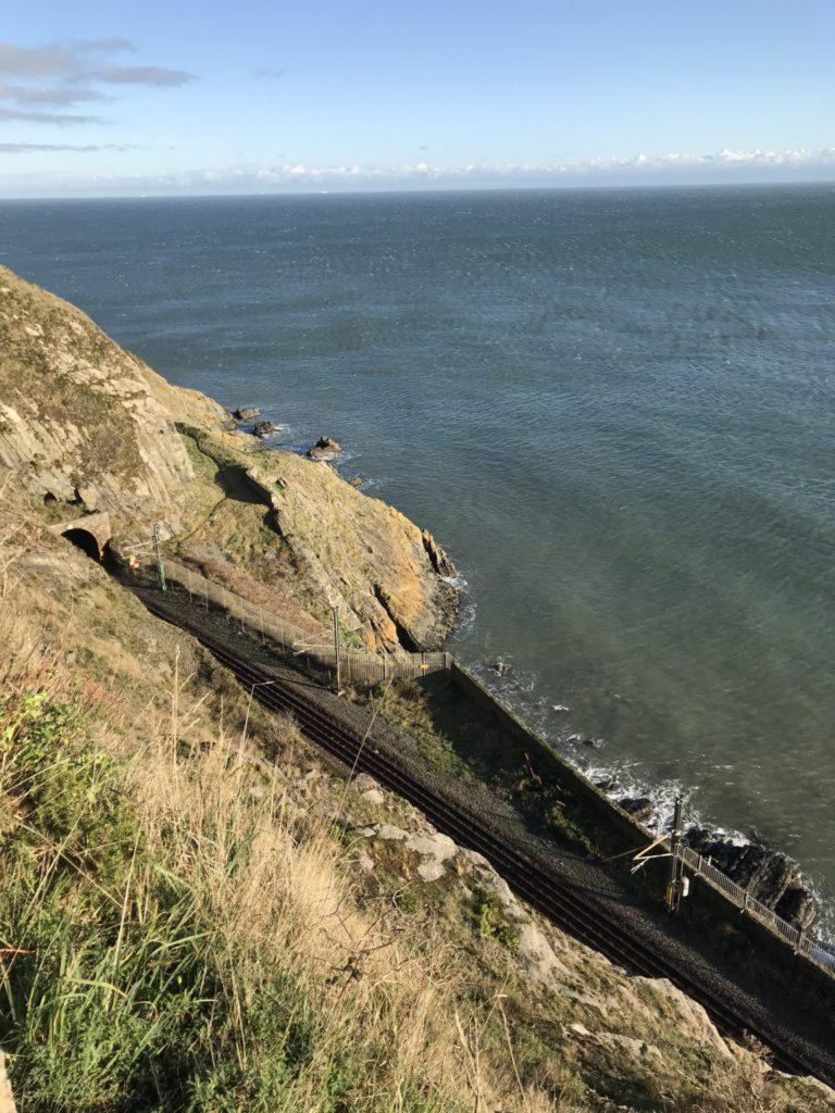 Spoorweg bij GC43