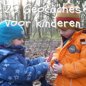 25 geocaches voor kinderen