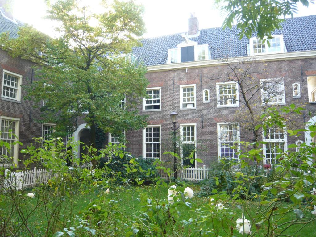 Geocaching Amsterdam - Jordaan hofjes