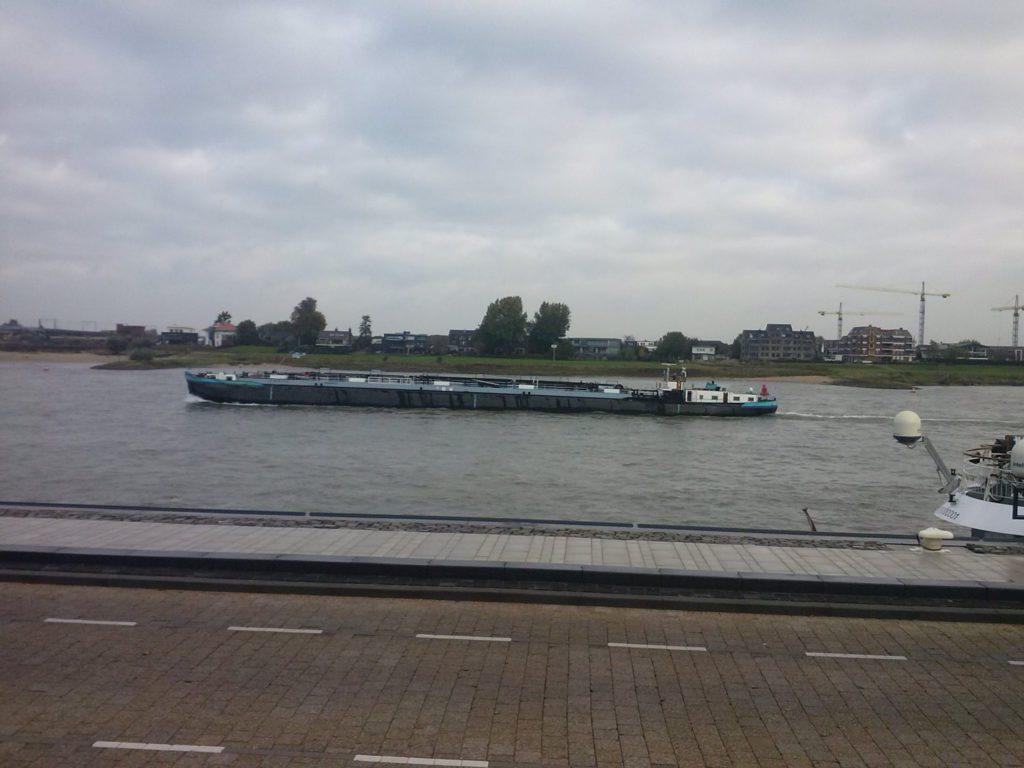 Geocaching Nijmegen - Waal
