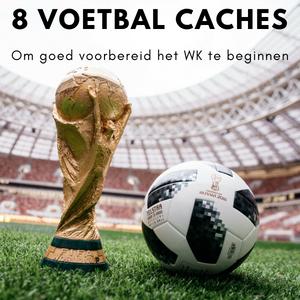 WK voetbal Geocaches