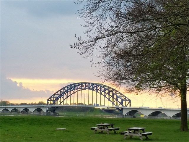 Geocaching Zwolle - IJsselbrug
