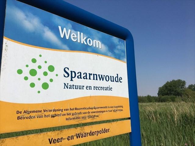 Geocaching Haarlem - Spaarnwoude
