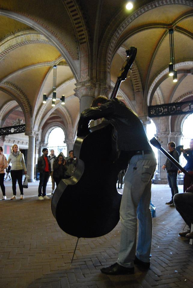 Rijksmuseum Amsterdam - muziek