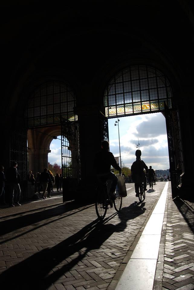 Tunnel Rijksmuseam Amsterdam
