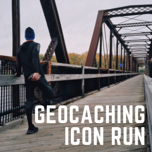 Geocaching Icon Run