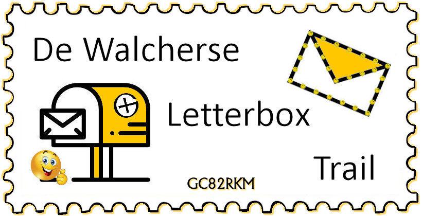De Walcherse Letterbox Trail - DWLT banner