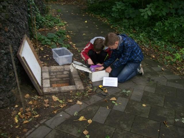 Geocaching Apeldoorn