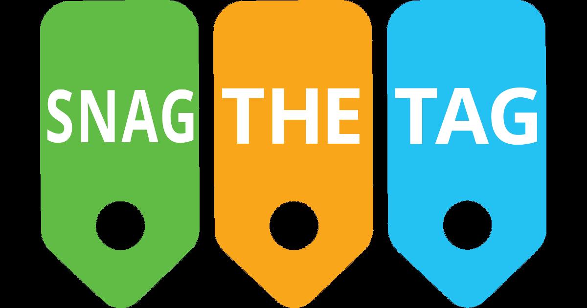 Snag the Tag logo