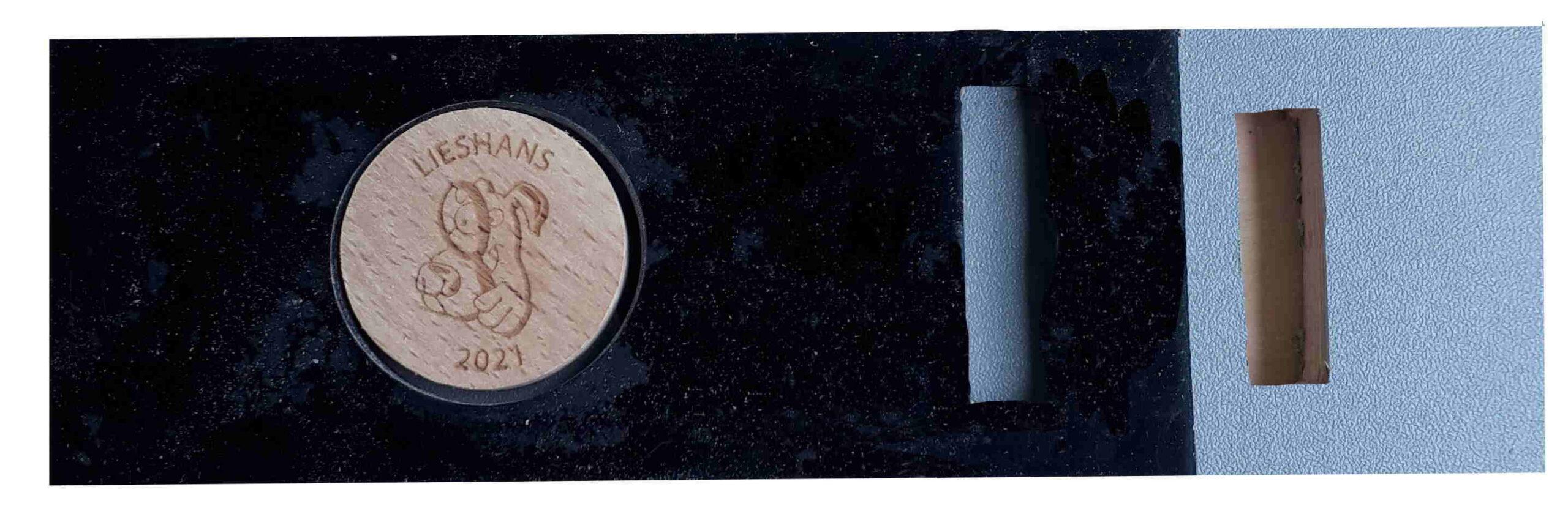Woodie ruilkast - bodemplaat met plexiglas topplaat